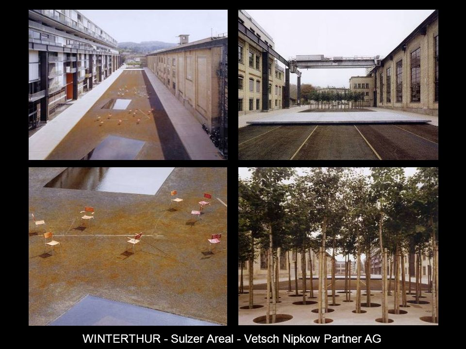 WINTERTHUR - Sulzer Areal - Vetsch Nipkow Partner AG
