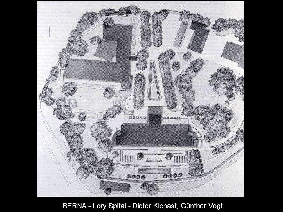 BERNA - Lory Spital - Dieter Kienast, Günther Vogt