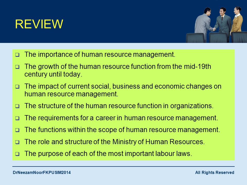 the most important role of human resource management essay Strengthening the employer-employee relationship is the strategic role of a human resources manager  the skills needed for strategic human resource management why is it important for hr.