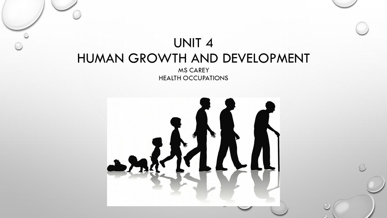 human growth and development Start studying human growth and development ch 1-6 learn vocabulary, terms, and more with flashcards, games, and other study tools.