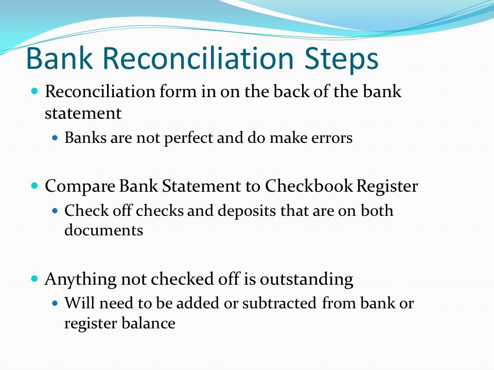 Checking Accounts And Banking Services - Ppt Video Online Download