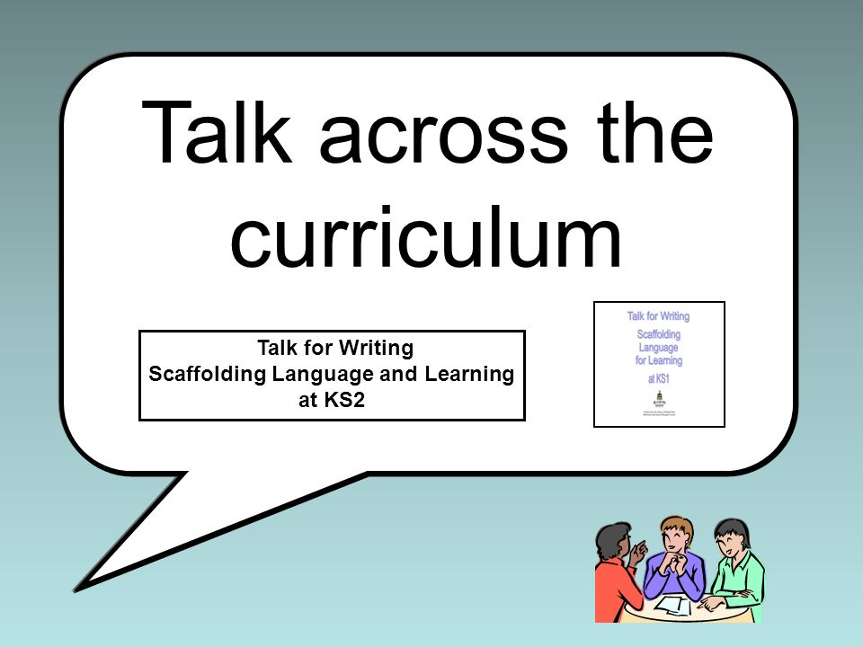 talk for writing across the curriculum pdf
