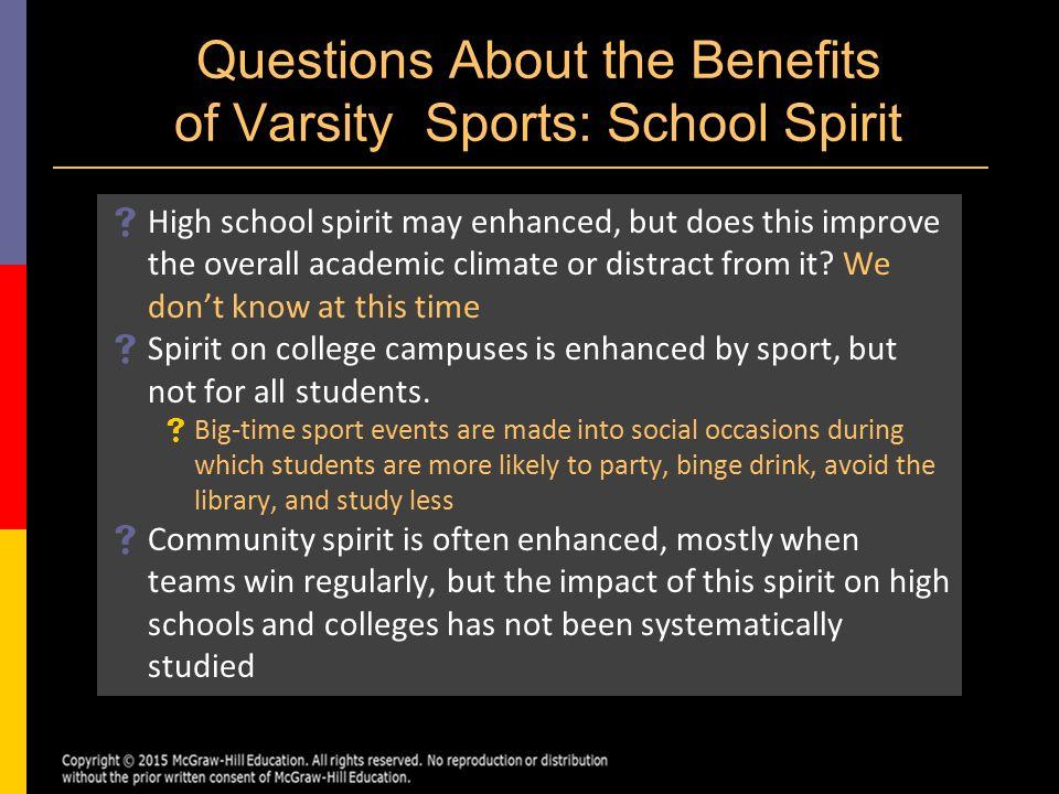 benefits of high school sports Benefits of high school sports june 28, 2011, harri daniel, comments off on benefits of high school sports benefits of high school sports school sports play a.
