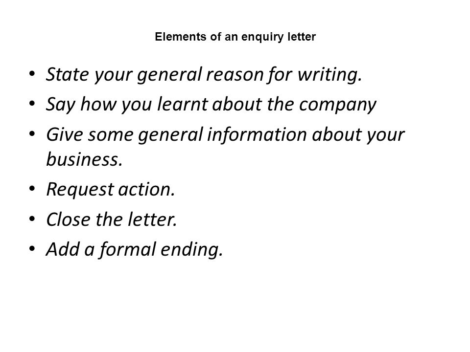 Request Letters And Replies - Ppt Video Online Download