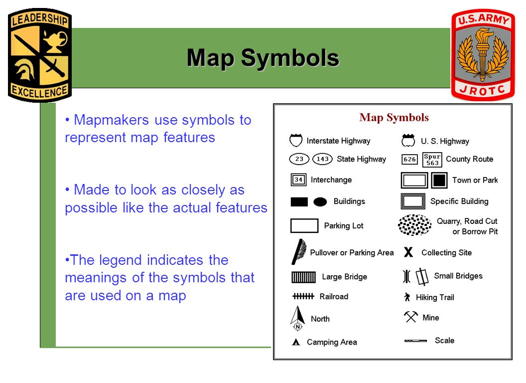 Jrotc introduction to maps ppt video online download 13 map biocorpaavc