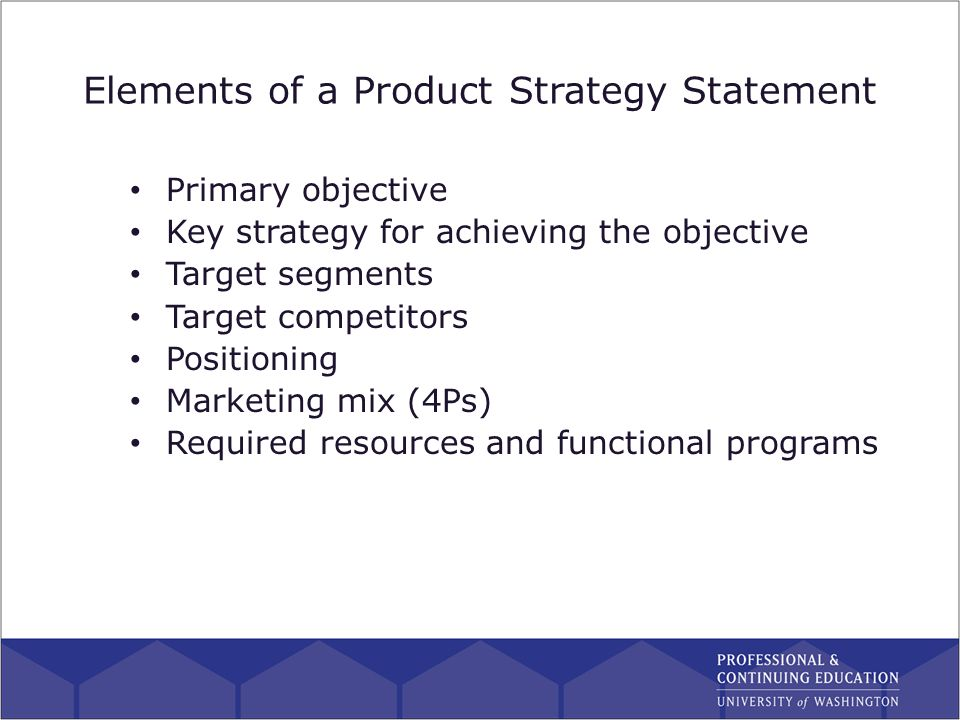 Product Management Certificate Program  Ppt Download