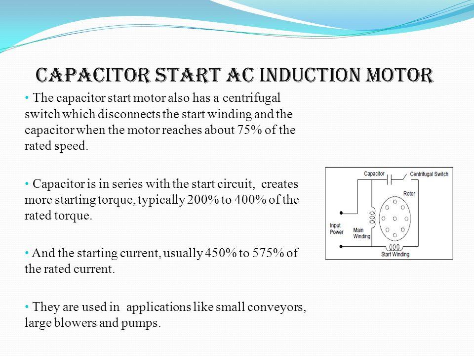 Part Winding Start Compressor Wiring Diagram Air