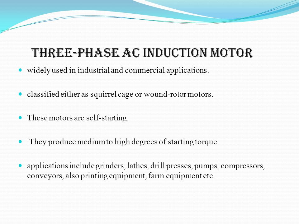 Three phase induction motor using 28 images speed of for Three phase induction motor