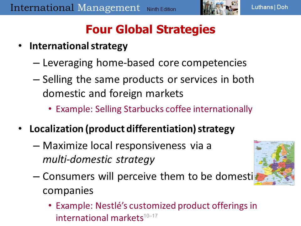 localization strategy examples Localization means more than just translation, you must adapt to  core of your  expansion strategy, and translation must be treated with the utmost care  some  of the best examples of faulty translations without localization.