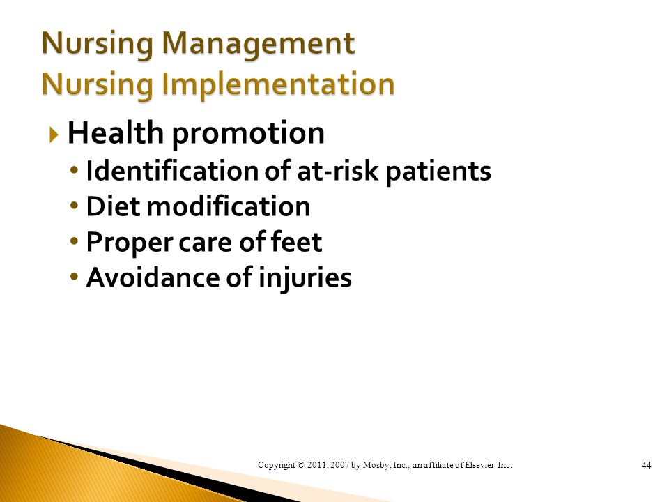 Implementation Methods of Health Promotion