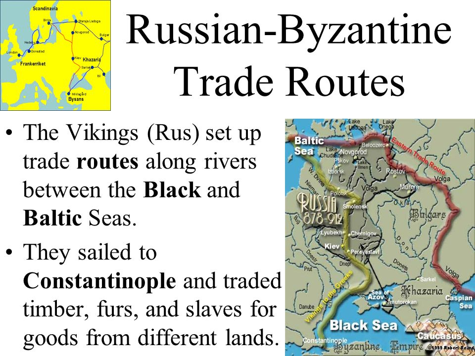 A very short history of Merchants and Trade in Constantinople.