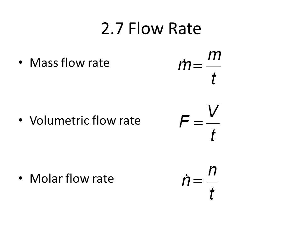 Lecture moles density specific gravity fraction