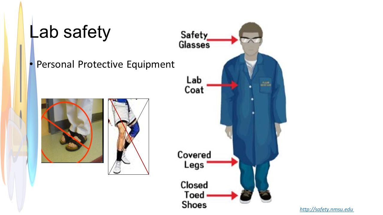 Safety lab equipment