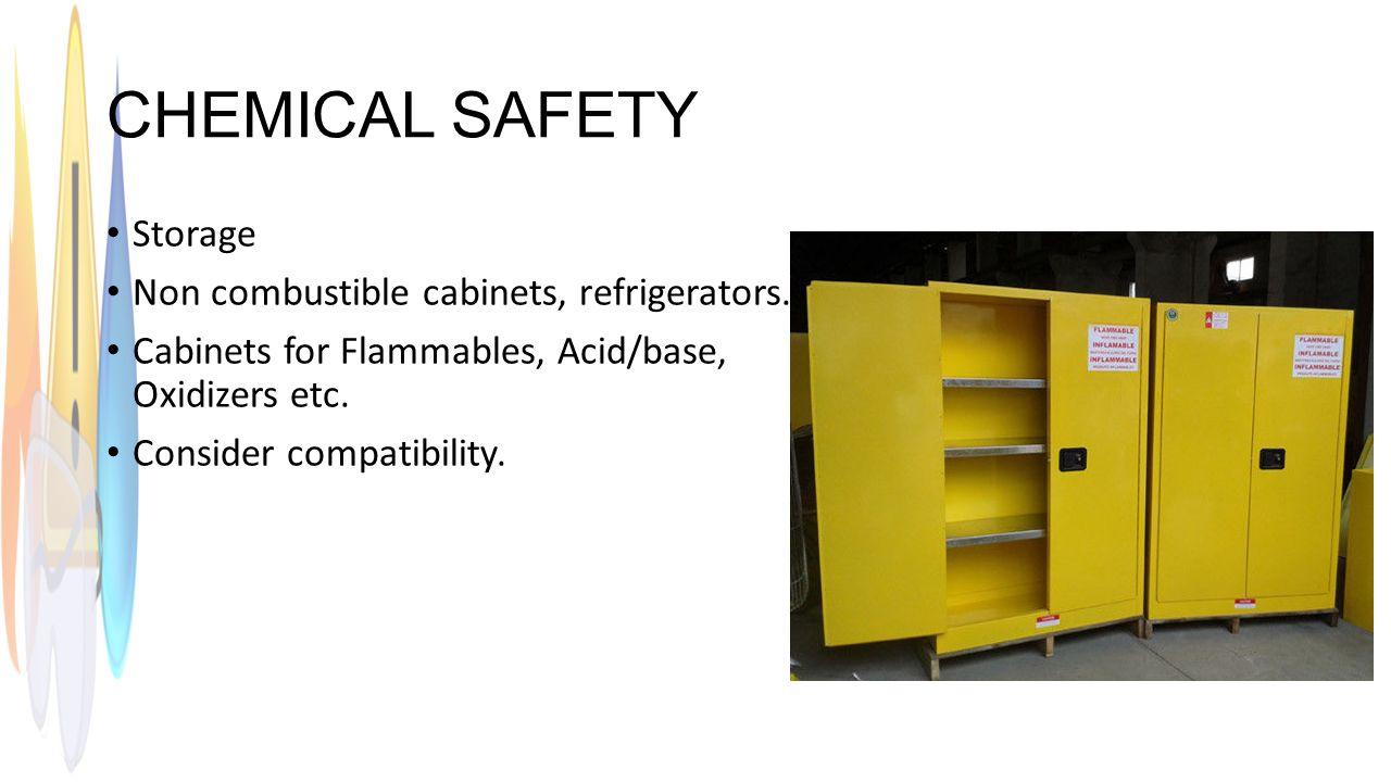 Chemical Storage Room - Listitdallas