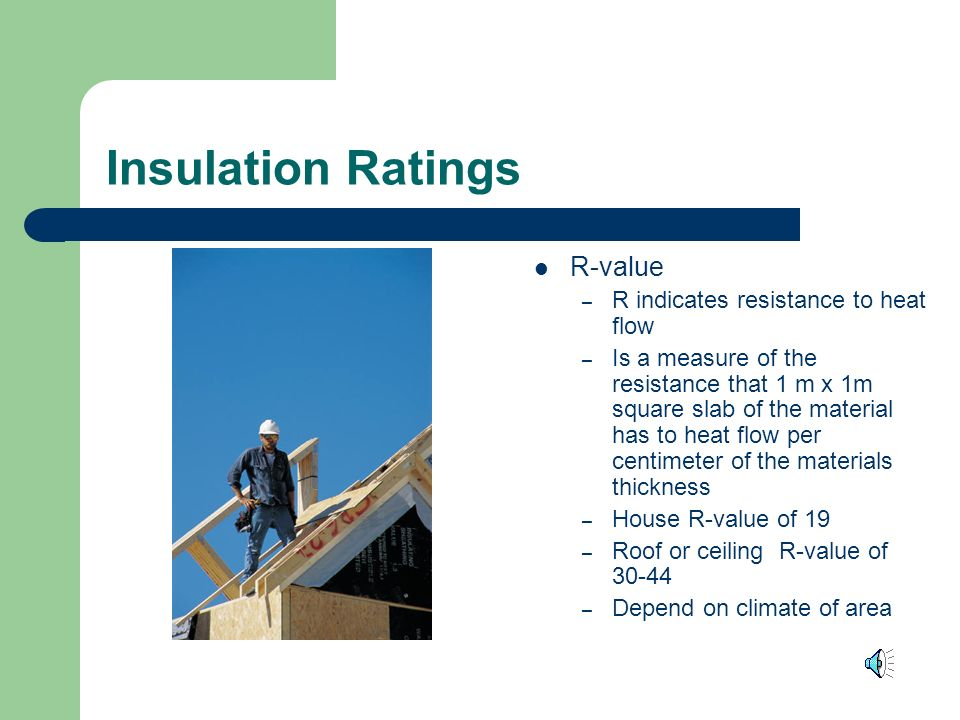 Using thermal energy chapter 6 ppt video online download for Window insulation rating