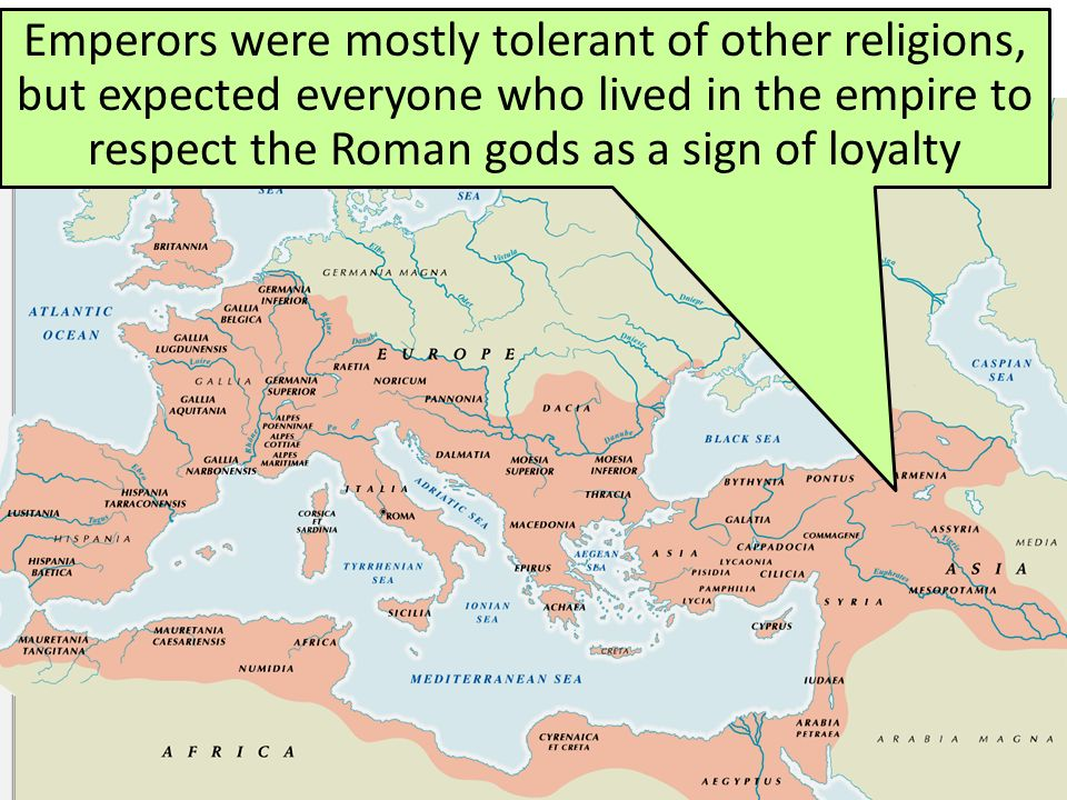 religion in roman empire This book provides an engaging, systematic introduction to religion in the roman empire covers both mainstream graeco-roman religion and regional religious.