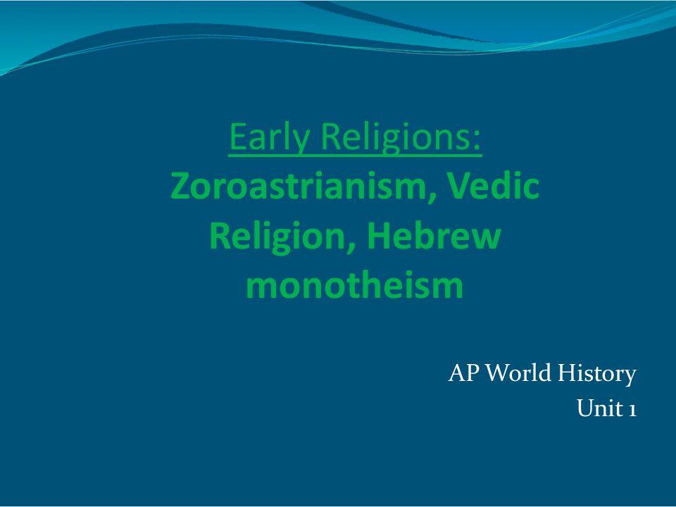 hebrew religion