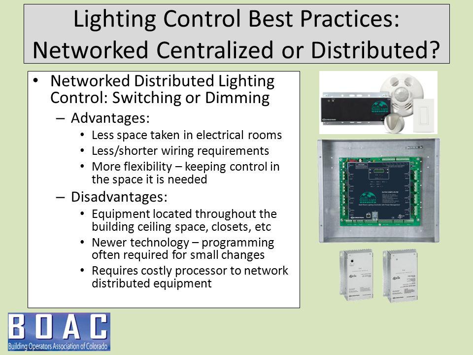 Building Lighting Controls - ppt video online download