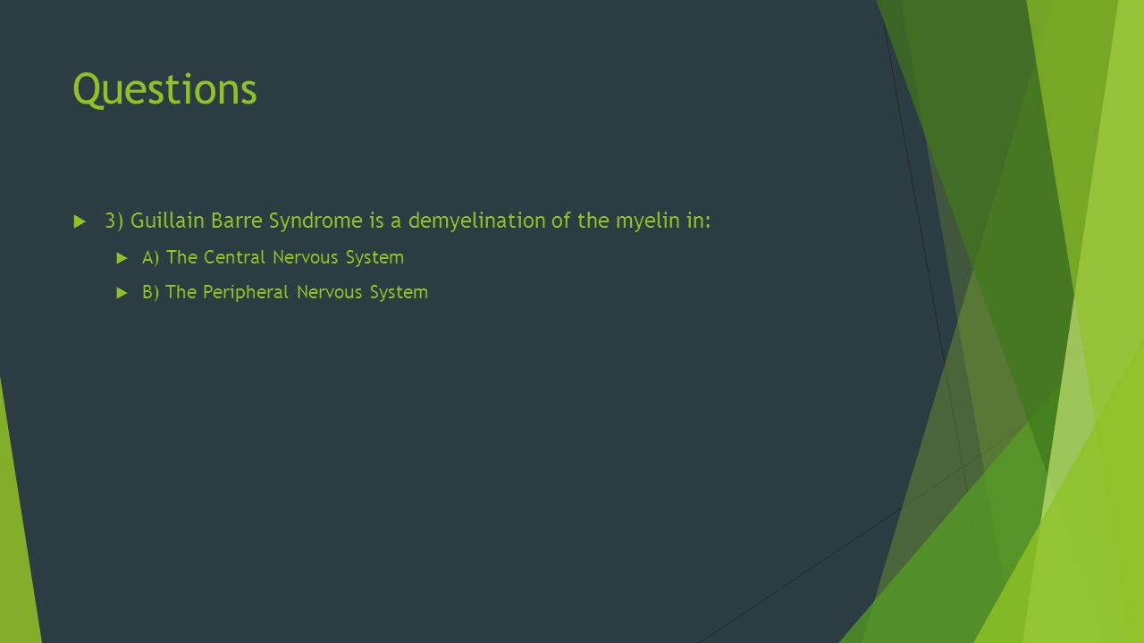 pathophysiology of guillain barre syndrome pdf