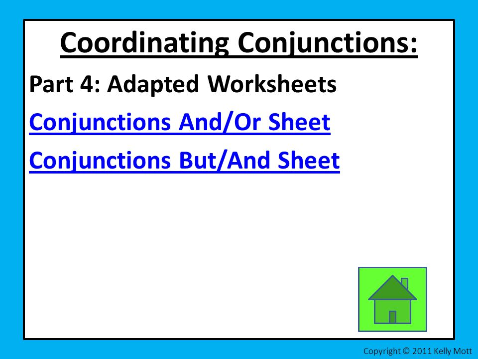 Conjuctions Coordinating Subordinating Correlative CCSS L51 a – Subordinating Conjunctions Worksheets