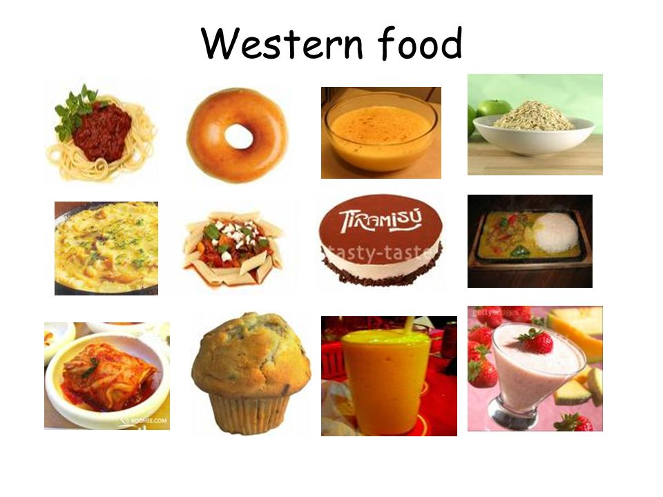 Western food chinese food ppt video online download for Asian and western cuisine