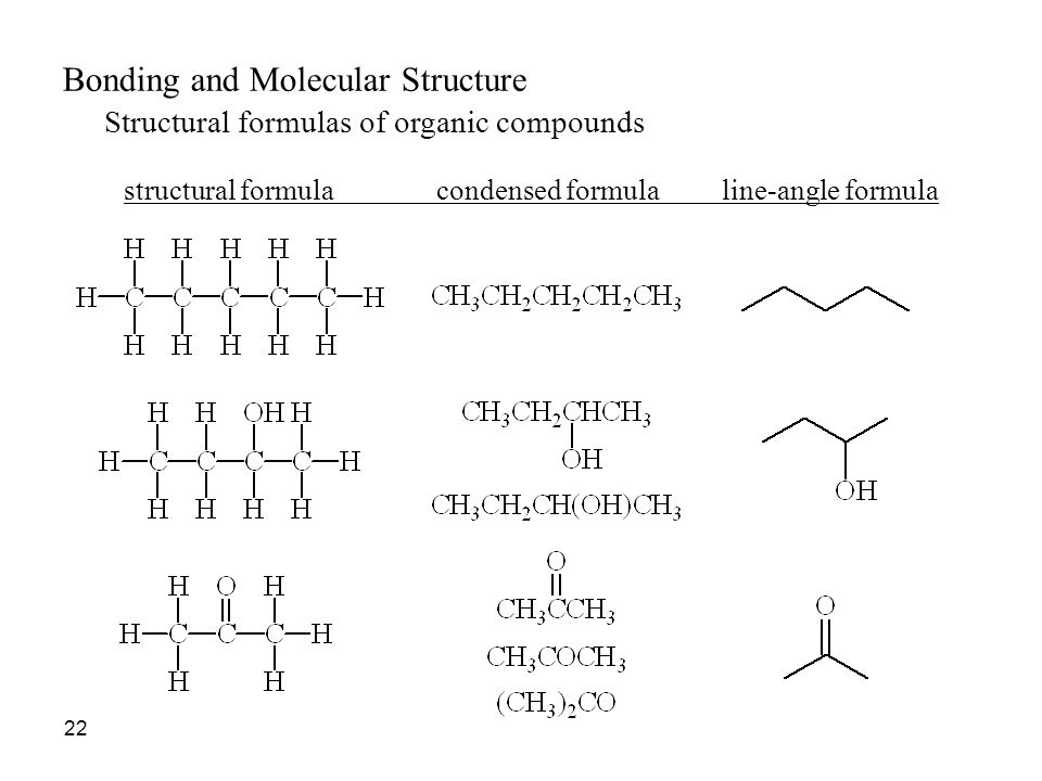 Line Drawing Rules Chemistry : Organic and biological molecules ppt download