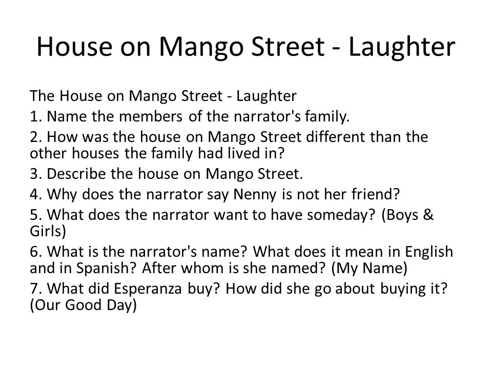 The House On Mango Street Essay Ideal Details For You The House On Mango Street Essay Details