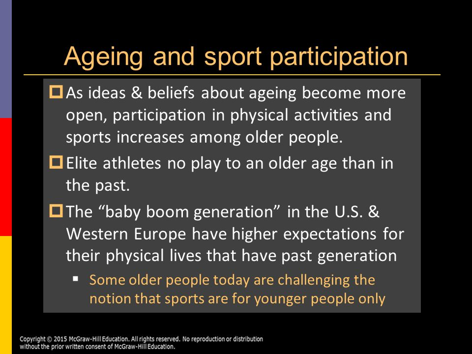 2010 to 2015 government policy: sports participation