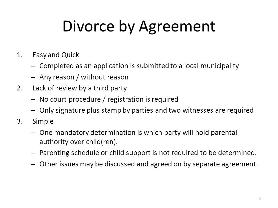 Divorce And Child Custody In Japan  Ppt Video Online Download