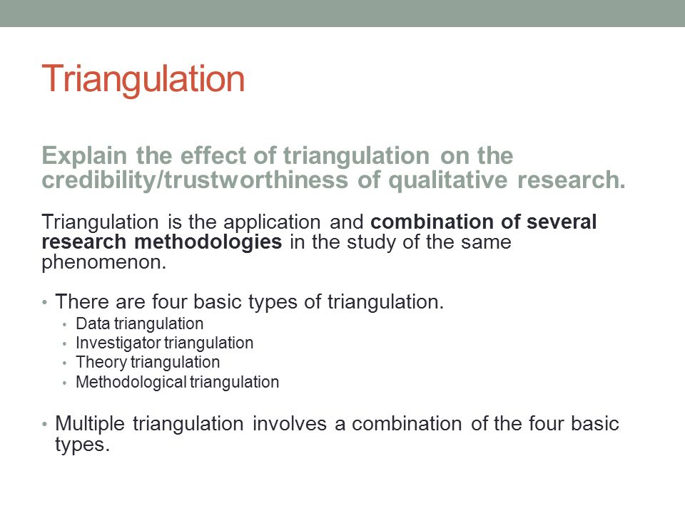 Quality and Trustworthiness in Qualitative Research in ...