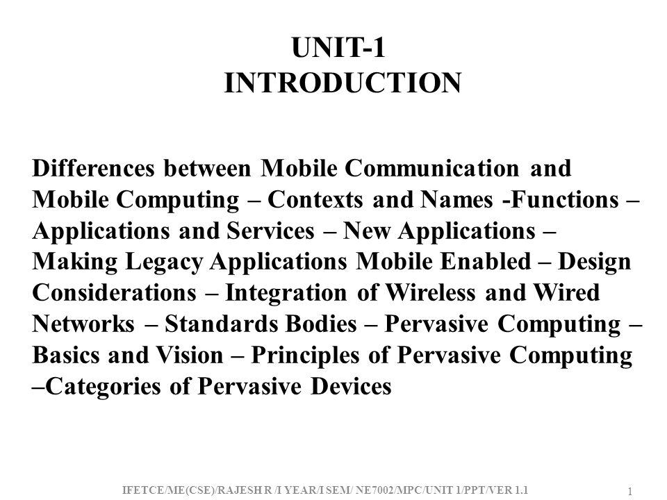 unit 001 introduction to communication in Mass communication module - 1 introduction to mass communication notes 1 introduction to communication 1 introduction to communication your birth was a matter of.