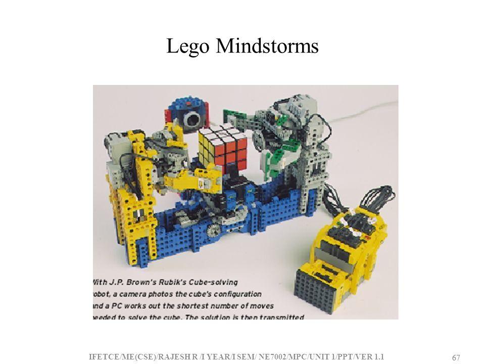 Lego Mindstorms 67