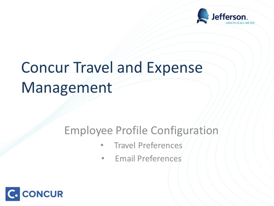 Employee Profile Configuration  Ppt Download