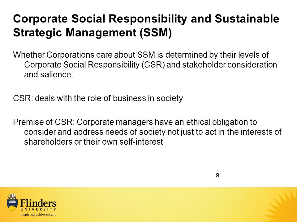 strategic management and corporate responsibility The management board of kghm has adopted the kghm corporate social  responsibility strategy as one of three elements supporting the core pillars of the .