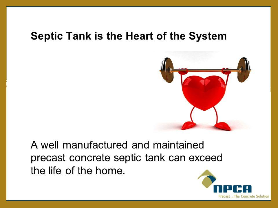 concrete septic tank design manual