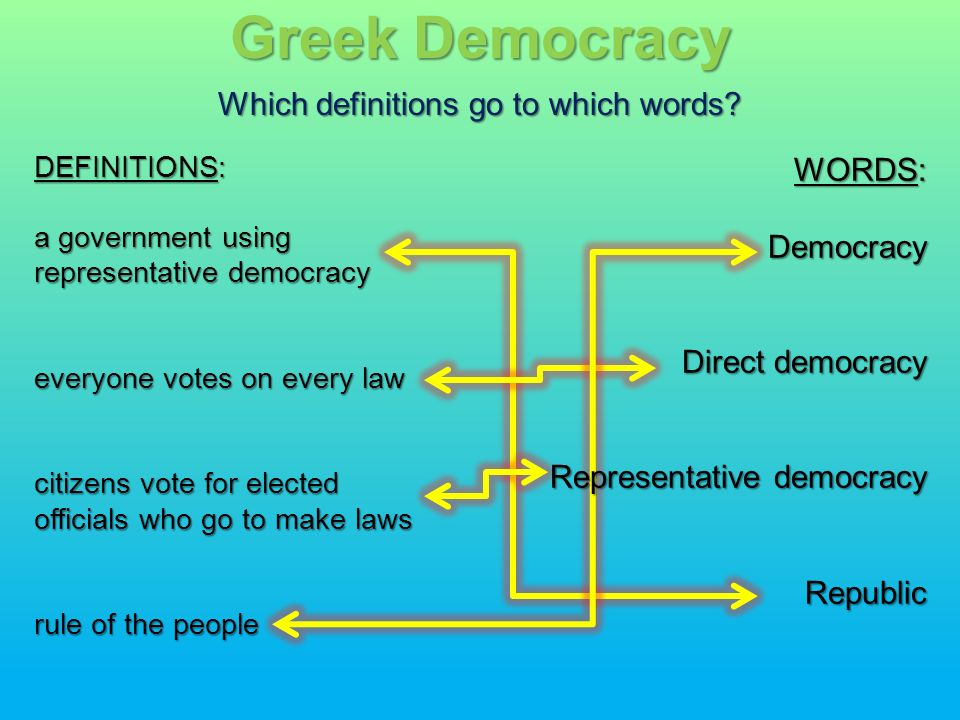 Athenian democracy trumbach