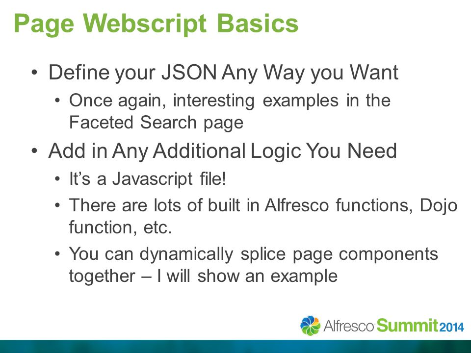 append javascript to current page