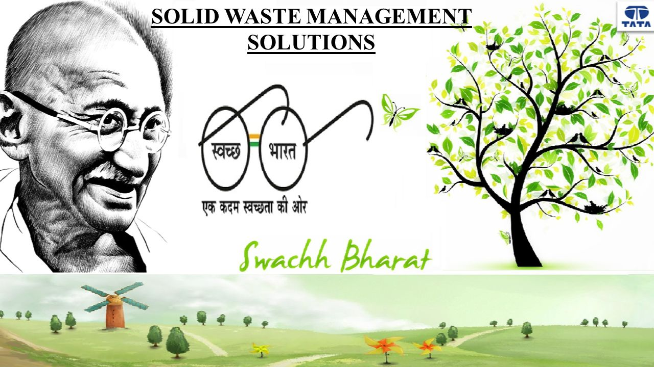Solid Waste Management Solutions Ppt Video Online Download