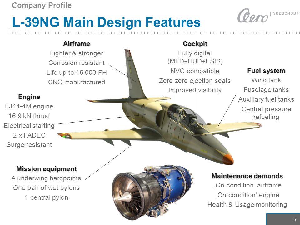Aero Vodochody Aerospace Leader Ppt Video Online Download