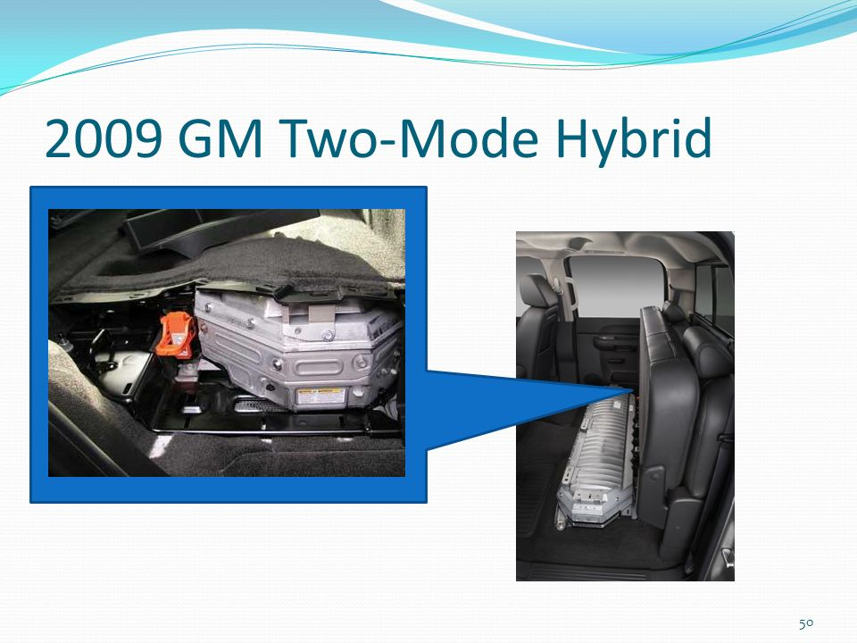 Gm Two Mode Hybrid on Ford Escape Hybrid Battery