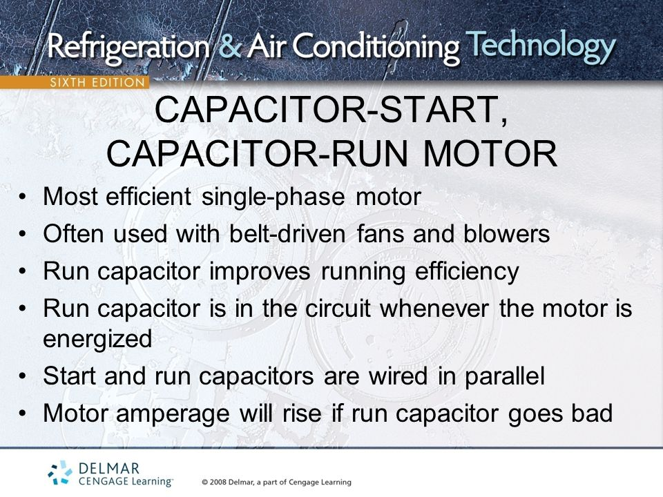 Fan Wiring Single Phase Capacitor Run Motors Wiring Diagrams