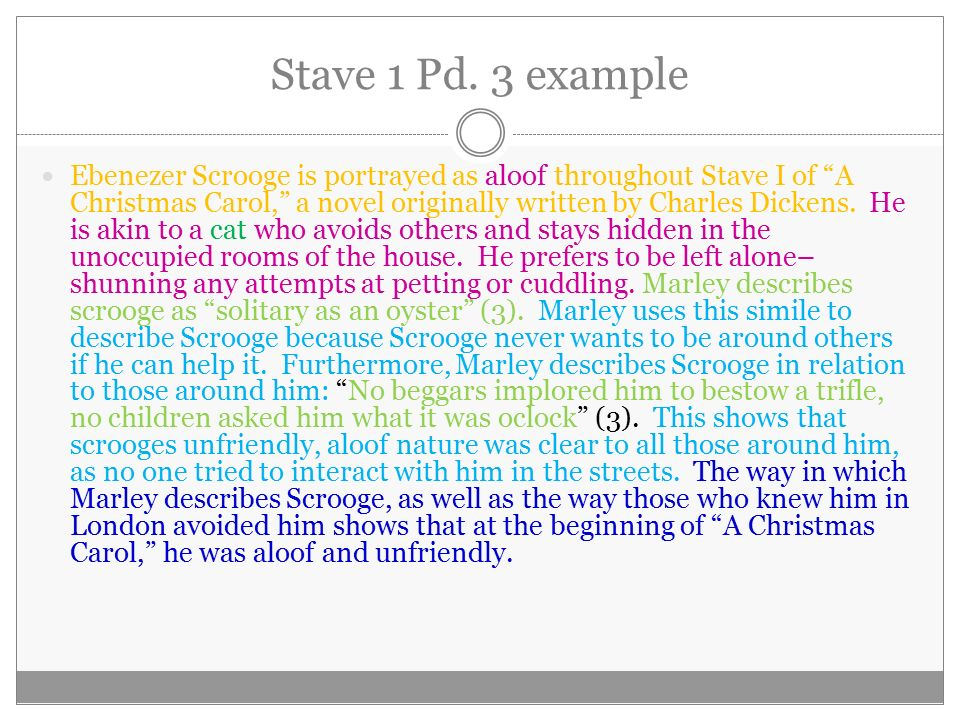 an analysis of the character scrooge by charles dickens A secondary school revision resource for gcse english literature about the context of charles dickens  dickens' style of writing  of a character he.