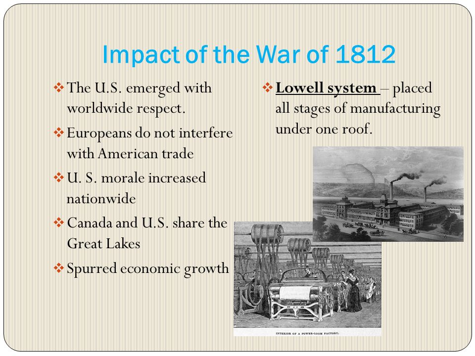 the effects of the great war on canada World war one is the cause of canada succeeding and the impact it caused on   this great movement was created by the impact of world war one on canada.