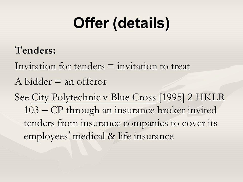 Tender invitation to treat contract law college paper academic tender invitation to treat contract law stopboris Choice Image