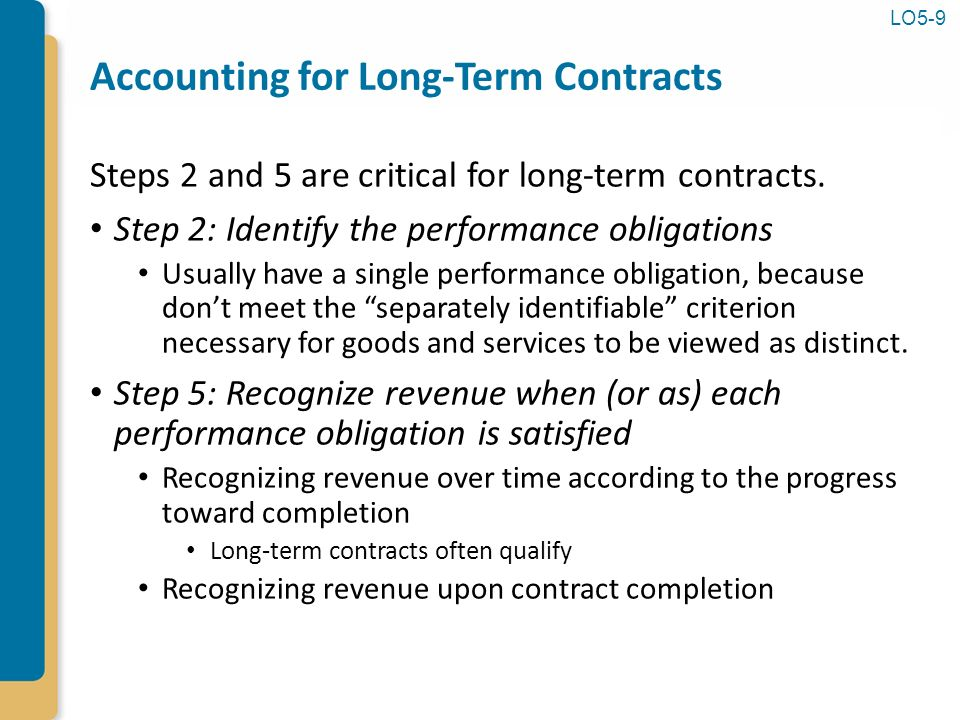 Long-Term Contract
