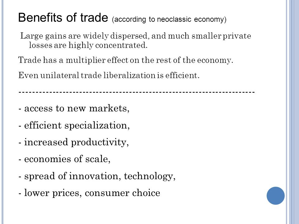advantages and disadvantages of trade liberalisation Advantages and disadvantages of liberalization  advantages of liberalisation  i need 2 advantages and 2 disadvantages of trade liberalisation.