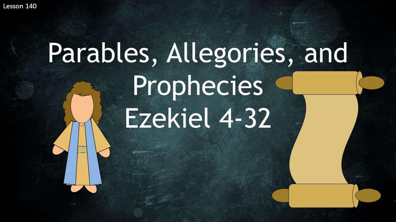 parables allegories and prophecies ppt download