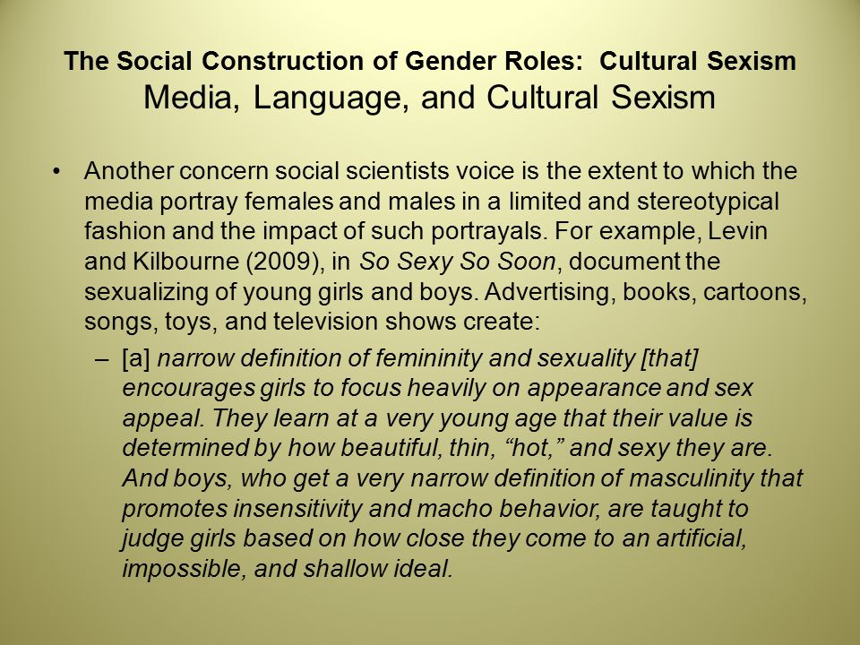 gender in construction industry sociology essay The sociological construction of gender and thus, processes of self-construction are never throughout this essay i have asserted sociology's.