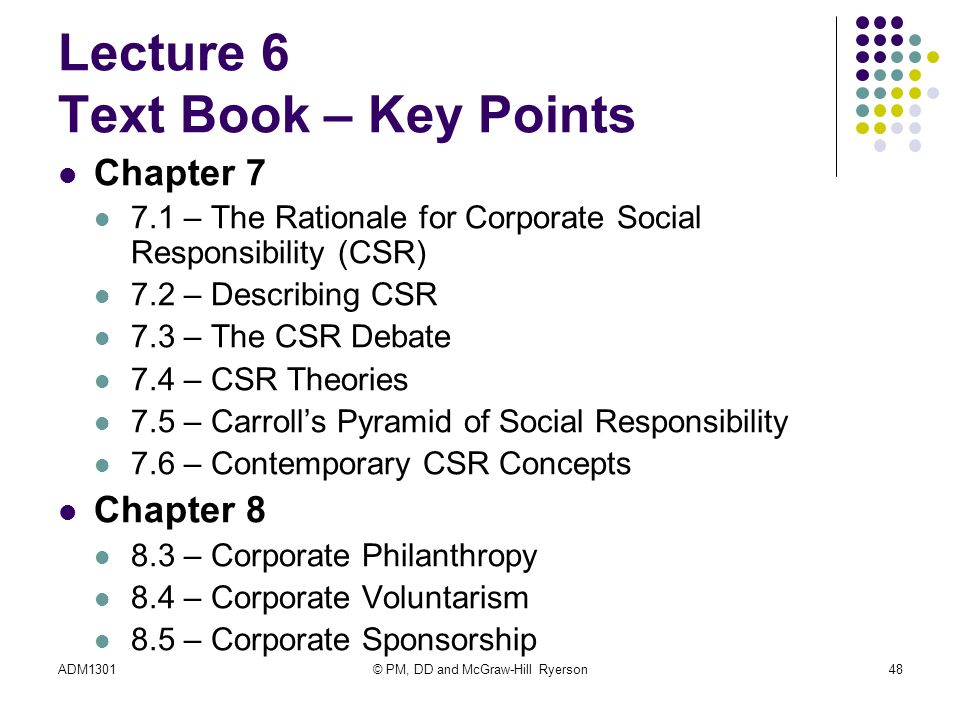 key concepts in corporate social responsibility pdf