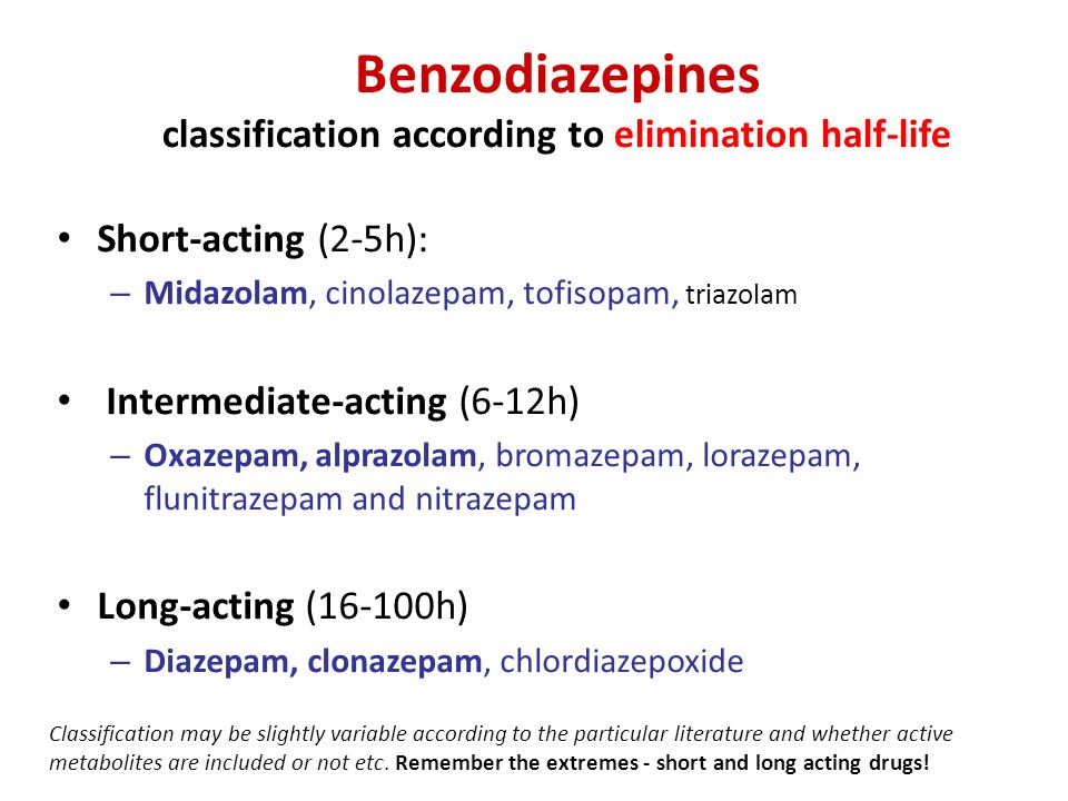 diazepam medication classification pdf
